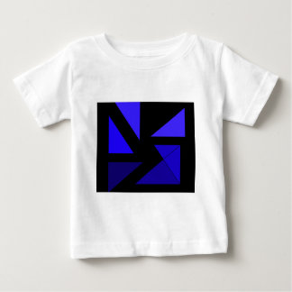 Tri 3 Blue - CricketDiane Abstract PopArt Tshirt