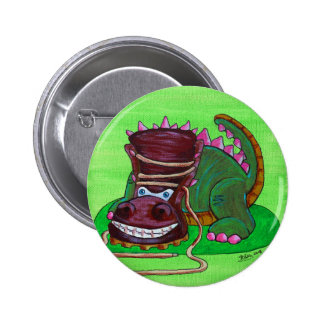 Tri-Boot-A-Tops 6 Cm Round Badge
