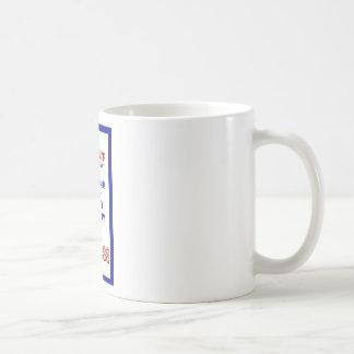 Tri - City Dragway Pit Pass Basic White Mug
