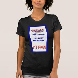Tri - City Dragway Pit Pass Shirt