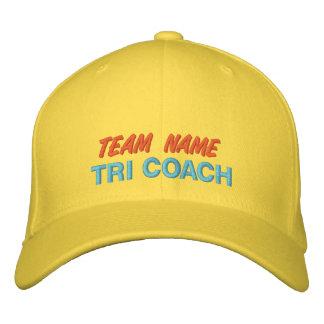 TRI COACH BASEBALL CAP