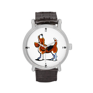 Tri-color Beagle Bay Wrist Watch