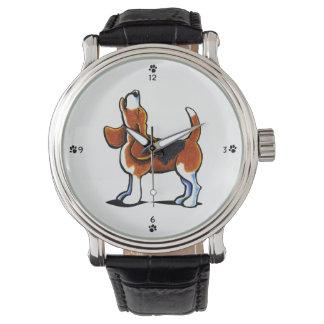 Tri-color Beagle Bay Wrist Watch