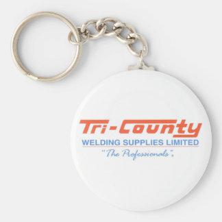 Tri-County Keychain