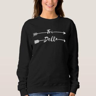 Tri Delta | Arrows Sweatshirt