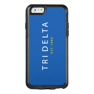 Tri Delta | Est. 1888 OtterBox iPhone 6/6s Case