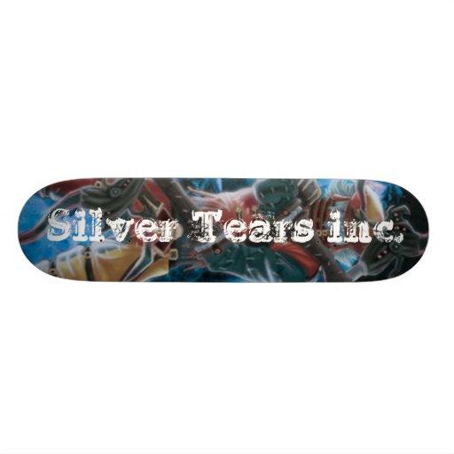 Tri-Edge Skateboard Decks