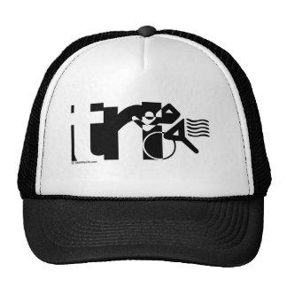 Tri Mesh Hat