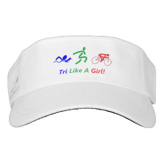 Tri Like A Girl hat