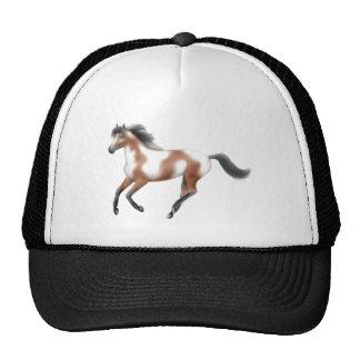 Tri Paint Horse Hat