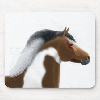 Tri Paint Horse Mousepad