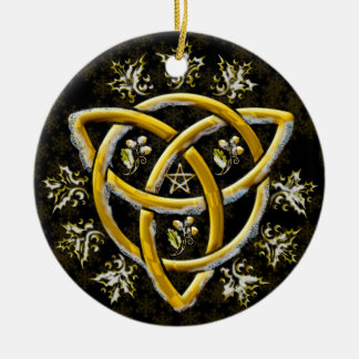 Tri-Quatra #16 Christmas Ornament