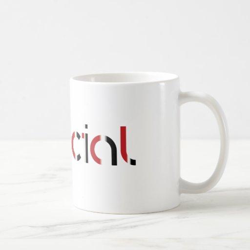 Tri Racial Items Mugs