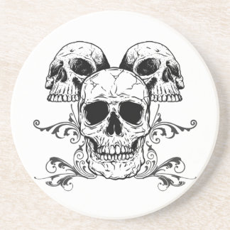 Tri-Skull Coaster
