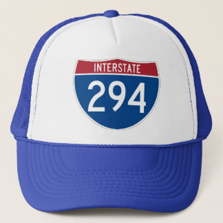 TRI-STATE TOLLWAY Suburbs of Chicago Trucker Hat