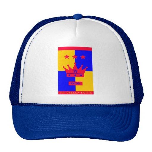 Tri Stella Forte - Excel Mesh Hat