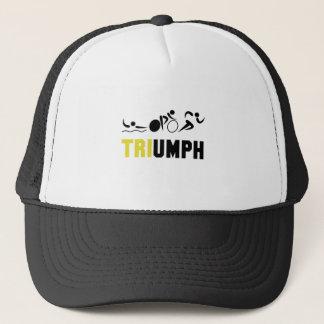 Tri Triumph Trucker Hat