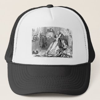 Trial by Jury Trucker Hat