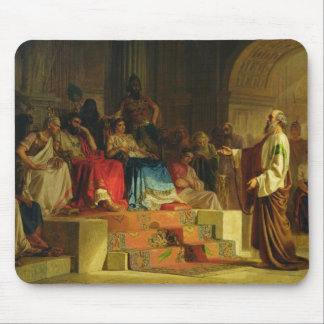 Trial of the Apostle Paul Mouse Mat