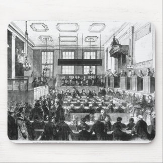 Trial of William Palmer Mouse Mat