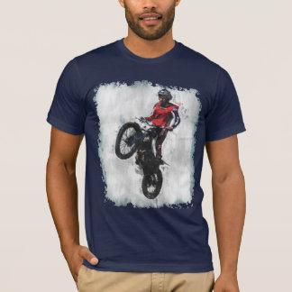 Trials rider tee