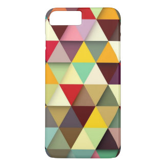 Triangel rainbow iPhone 8 plus/7 plus case