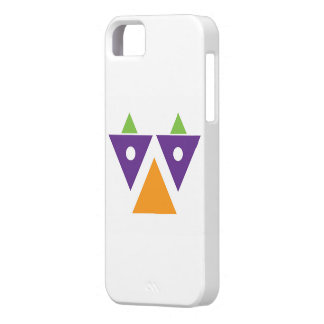 triangle barely there iPhone 5 case