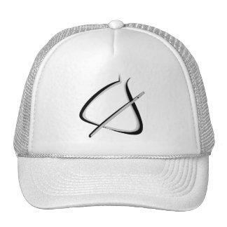triangle mesh hats