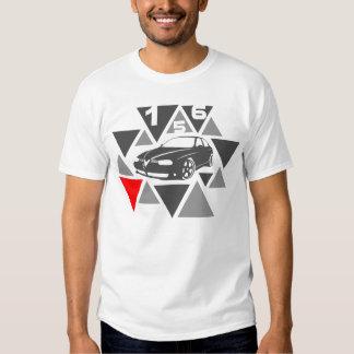 Triangle Car -156- Tee Shirts