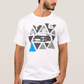 Triangle Car -GT86- T-Shirt