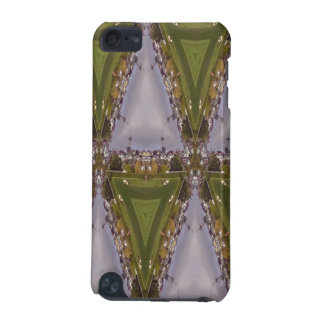 Triangle city pattern iPod touch (5th generation) case