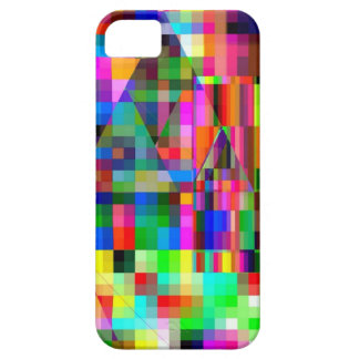 Triangle Color Therapy iPhone 5 Covers