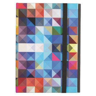 Triangle Geo Powis iPad Case