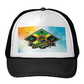 triangle ja cap