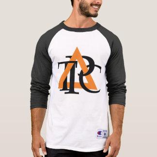 Triangle Men's 3/4 Sleeve Raglan T-Shirt