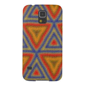 Triangle modern pattern galaxy s5 covers