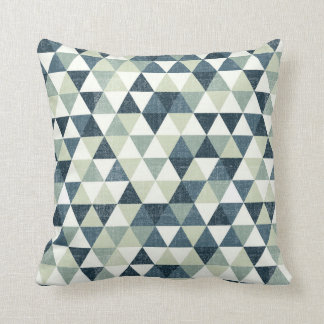 triangle modern pattern Outdoor Cushion