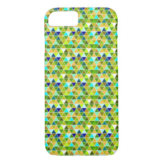 Triangle mosaic iPhone 8/7 case