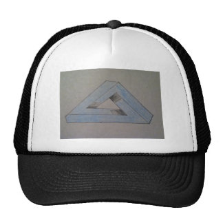 triangle or not cap