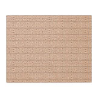 triangle texture wood prints