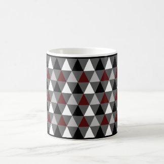 Triangles #403 coffee mug