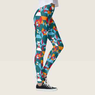 Triangles and Tribulations Leggings