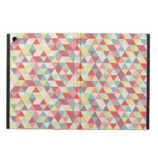 Triangles Case For iPad Air