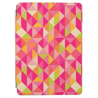Triangles geometrical pattern iPad air cover
