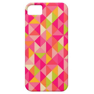 Triangles geometrical pattern iPhone 5 covers
