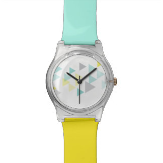 Triangles hipster watch