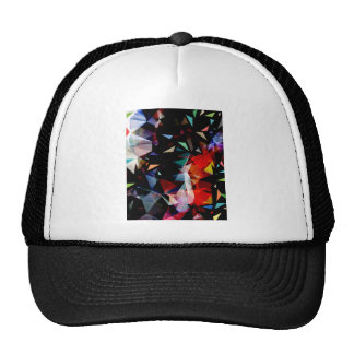 Triangles In Transition Mesh Hat