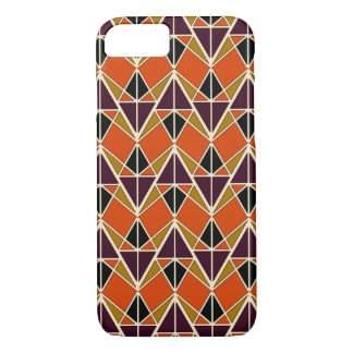 Triangles pattern iPhone 7 case