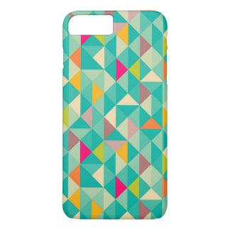Triangles pattern iPhone 8 plus/7 plus case