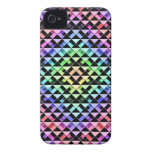 Triangles Rotated Case-Mate Blackberry Case